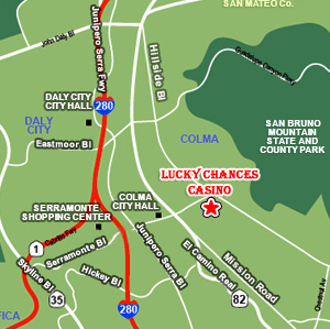 Lucky Chances: Directions
